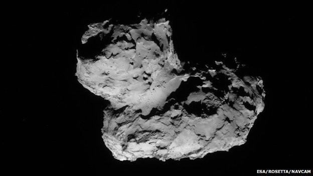 Phân tử oxy tại sao chổi 67P không phải là những phân tử cổ đại.