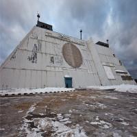 Dàn radar Nga có thể phát hiện quả bóng kim loại từ 2.000km