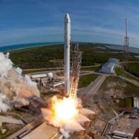 Dịch vụ mai táng người trong vũ trụ giá 2.500 USD
