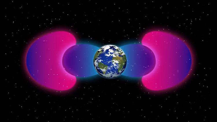 Các nhà khoa học phát hiện một rào cản ngăn chặn bức xạ từ Mặt Trời quanh Trái Đất.