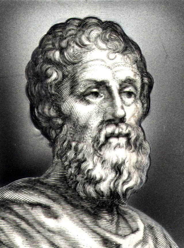 Nhà điêu khắc nổi tiếng người Hy Lạp Phidias