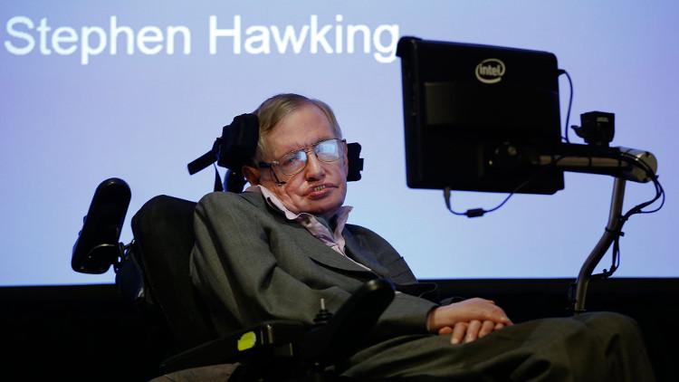 Stephen Hawking tỏ ra tức giận với các giả thuyết mới về vũ trụ.
