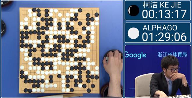 AlphaGo được lập trình với mục đích giành chiến thắng.