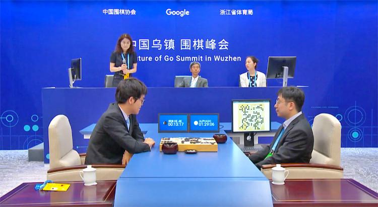 Ván đấu lịch sử giữa con người và trí tuệ nhân tạo tại Trung Quốc.