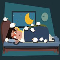 Một trong những nguyên nhân hàng đầu gây mất ngủ ở thành phố chính là...