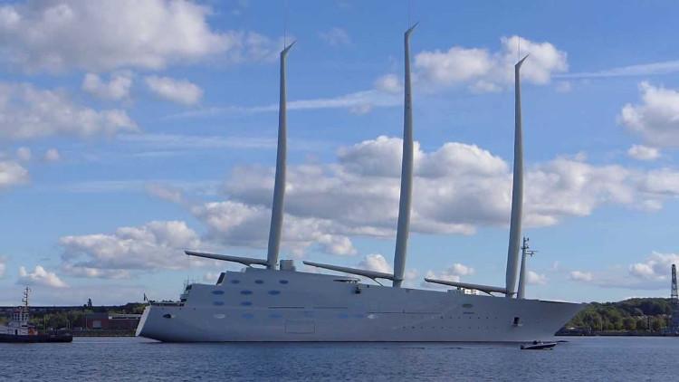 Siêu du thuyền Sailin Yacht A.