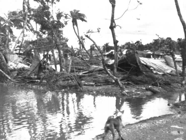 Cơn bão nhiệt đới nguy hiểm nhất thế giới ở Bangladesh