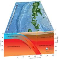 Phát hiện mảng kiến tạo kỳ lạ ở độ sâu 660km tại nam Thái Bình Dương
