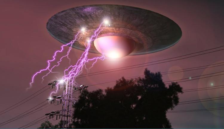 Các thợ săn UFO đã phát hiện vật thể bay không xác định bay phía trên vùng 51.