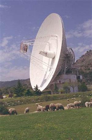 Trạm phát sóng DSS-63