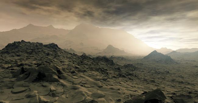 Trái đất sẽ khô cạn sau 1 tỷ năm