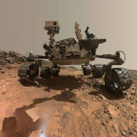 """Hé lộ """"nhà thám hiểm"""" sẽ lên sao Hỏa năm 2020"""