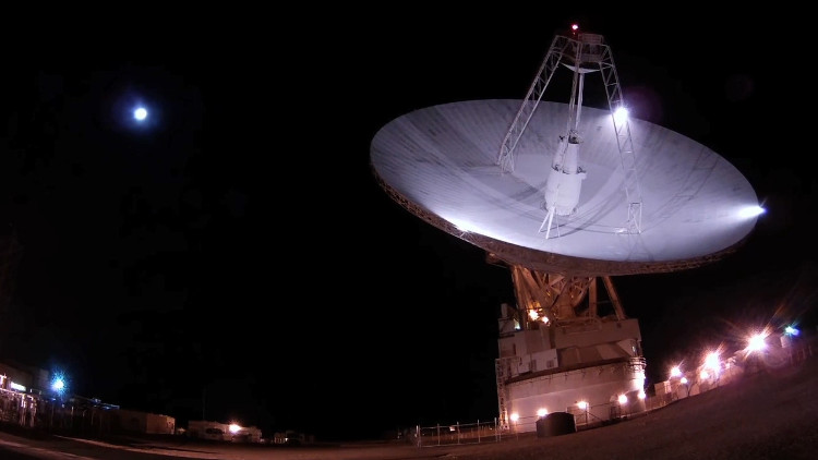 Radar liên hành tinh