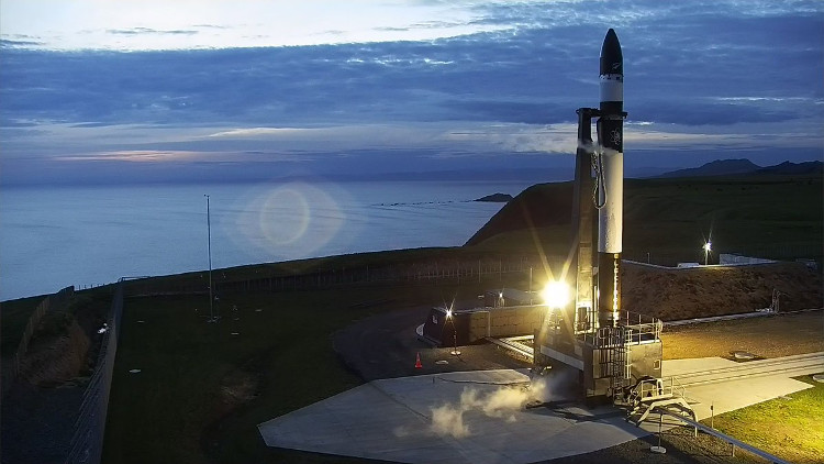 Rocket Lab đã phóng thử nghiệm thành công tên lửa đẩy Electron.