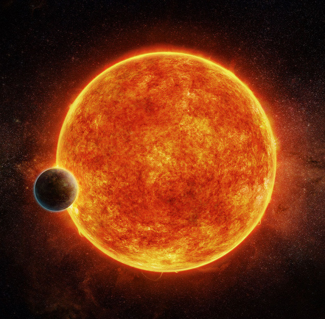 GJ625 có một hành tinh ở khoảng cách vừa đủ để duy trì sự sống.