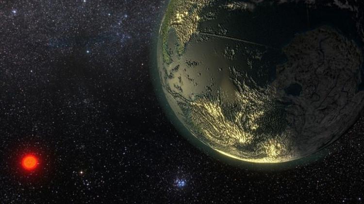 """""""Siêu Trái đất"""" lần này có khối lượng lớn hơn chúng ta khoảng 3 lần,với bề mặt rắn."""