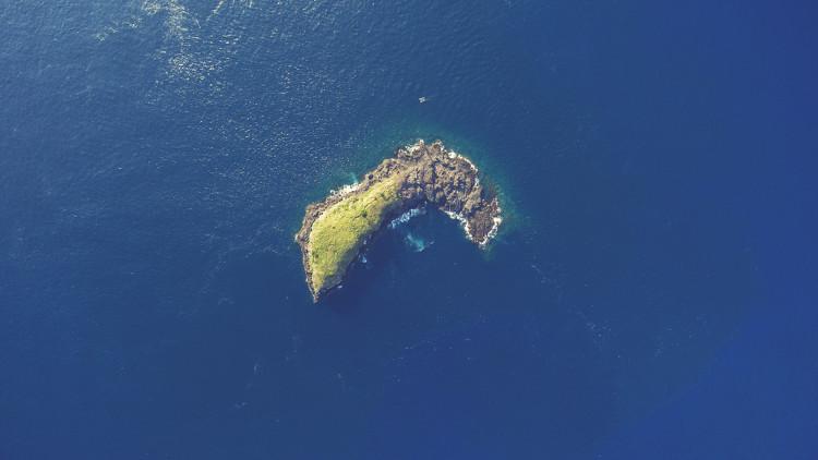 Vị trí của đảo Bắc Sentinel.
