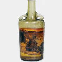 Bình rượu hơn 1.600 năm không nhà khoa học nào dám mở