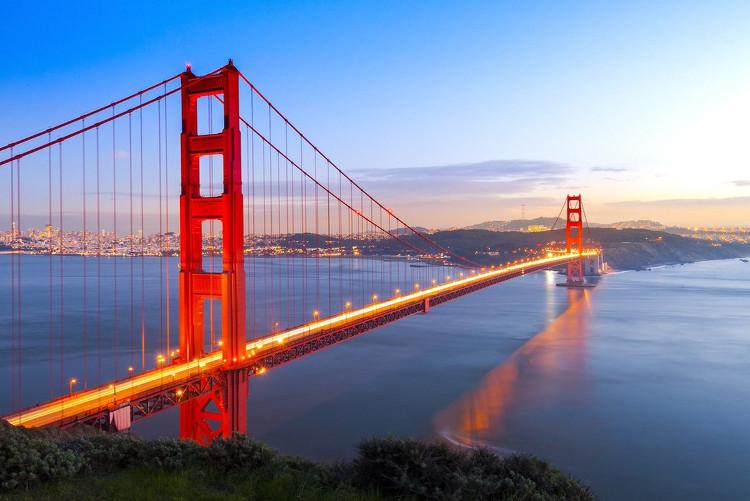Khi được hoàn thành vào 80 năm trước, cầu Cổng Vàng là cầu dây văng dài nhất trên thế giới.