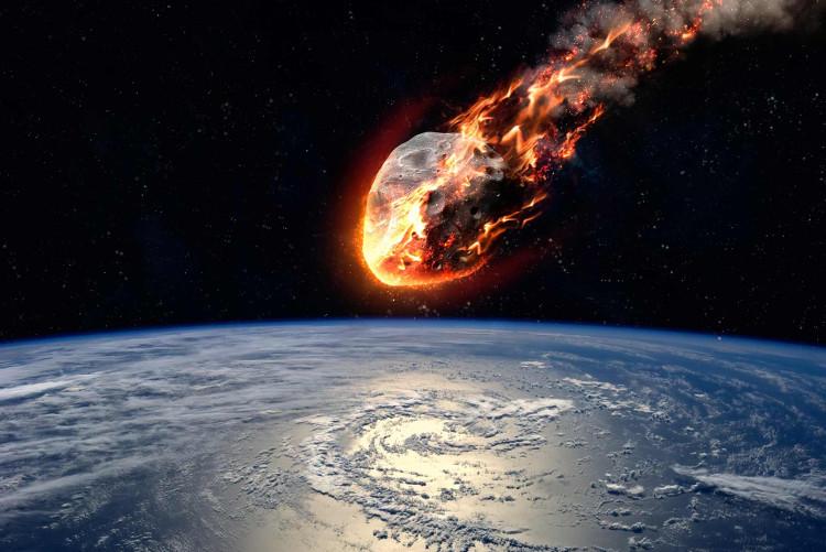 Nếu va chạm với 1 tiểu hành tinh, chúng có thể huỷ diệt mọi thứ chúng va vào.