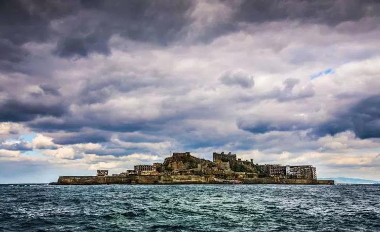 Hòn đảo ma được công nhận là Di sản Văn hóa thế giới.