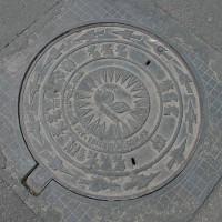 Tại sao nắp cống thường được thiết kế hình tròn?