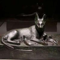 Người Ai Cập cổ từng mất cả đất nước vì... quá yêu mèo