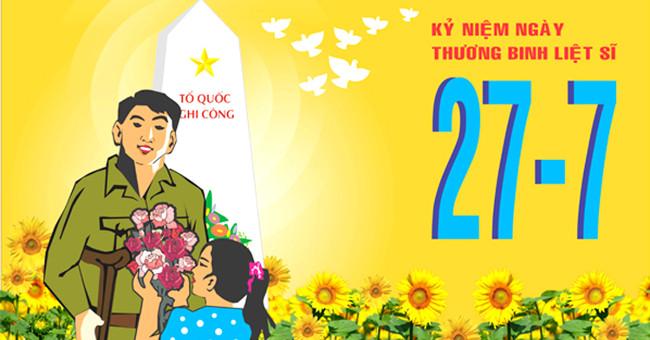Lịch sử, ý nghĩa ngày thương binh liệt sĩ 27/7