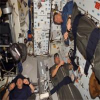 Thủ phạm khiến phi hành gia trạm ISS mất ngủ triền miên