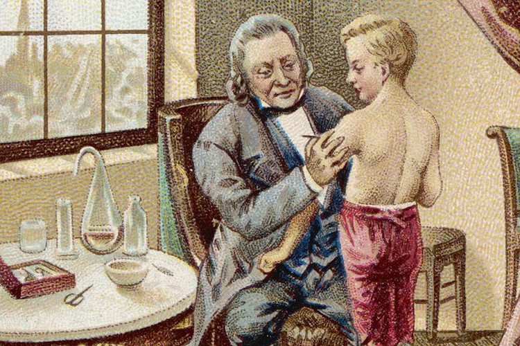 Edward Jenner – người đã tạo ra vaccine đầu tiên trên thế giới.