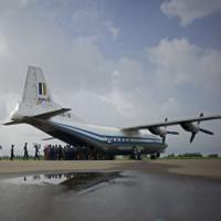 Máy bay quân sự chở 122 người mất tích ở Myanmar