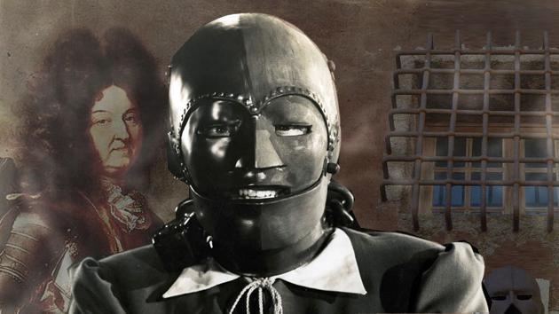 Người đàn ông mang mặt nạ sắt có thể là anh em ruột của Vua Louis XIV.