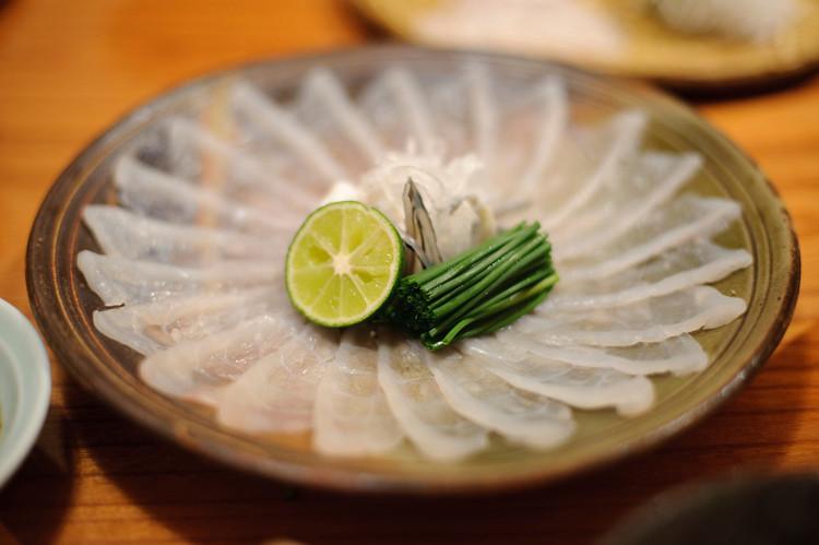 """Cá nóc đã từng là một món ăn """"quốc cấm"""" của Nhật Bản trong thế kỷ 16."""