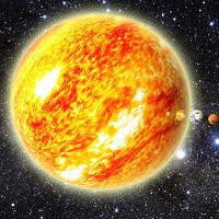 Hành tinh nồng mùi thuốc súng trong hệ Mặt trời