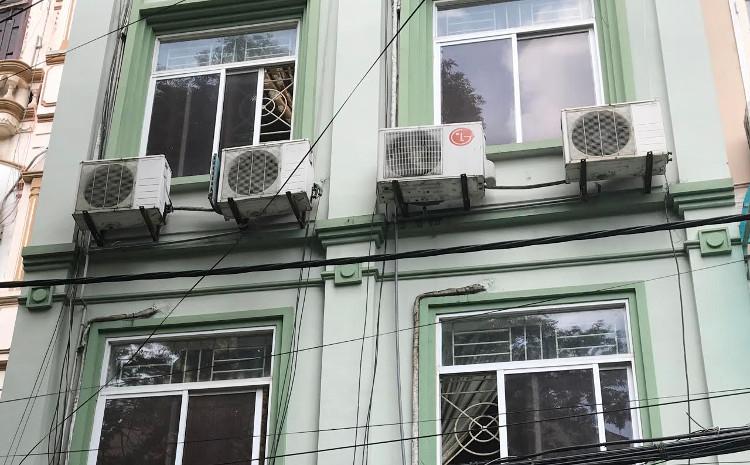 Cục nóng điều hòa có nguy cơ cháy nổ nếu sử dụng điều hòa không đúng cách.
