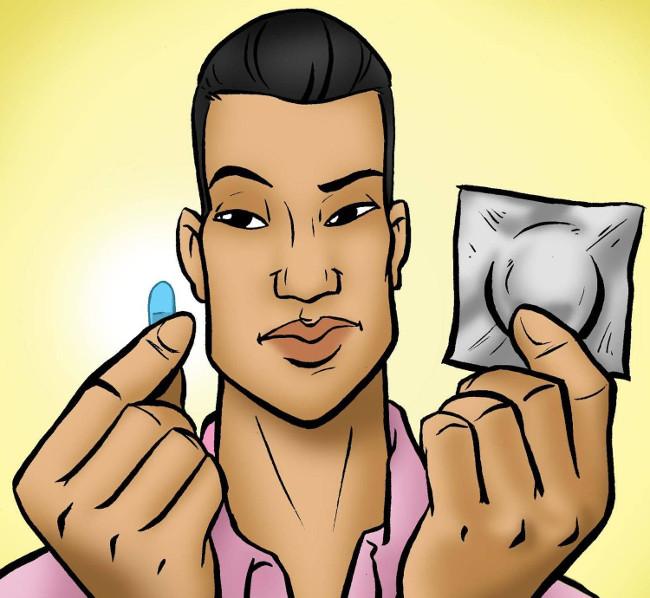 Những người không thích dùng bao cao su để phòng HIV có thể thay thế bằng cách uống thuốc kháng virus hàng ngày.