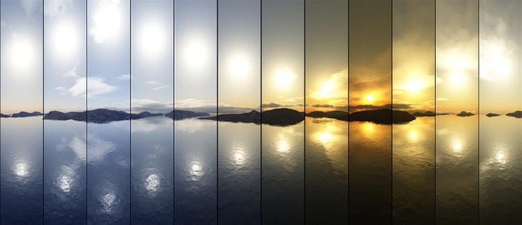 Ở bất cứ nước nào, 9h sáng phải là ban ngày và 10h tối phải là ban đêm, không thể thay đổi được.