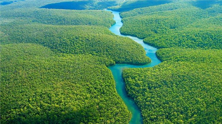 Sông dài nhất là chưa chuẩn đâu. Sông rộng nhất mới là chuẩn không cần chỉnh.