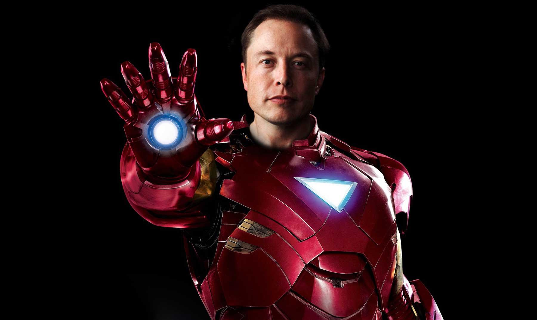 Elon Musk đã truyền cảm hứng để Downey khắc họa thành công Tony Stark.
