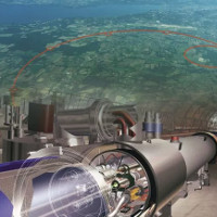 Cỗ máy gia tốc hạt mạnh tương đương 10 triệu cú sét đánh