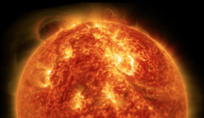 Mặt Trời có thể sẽ hạ nhiệt