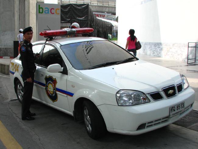 Tại Thái Lan, không mặc quần lót khi ra khỏi đường là phạm pháp