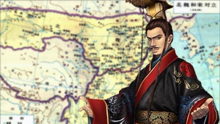 Bắc Ngụy Hiếu Văn Đế Thác Bạt Hoành