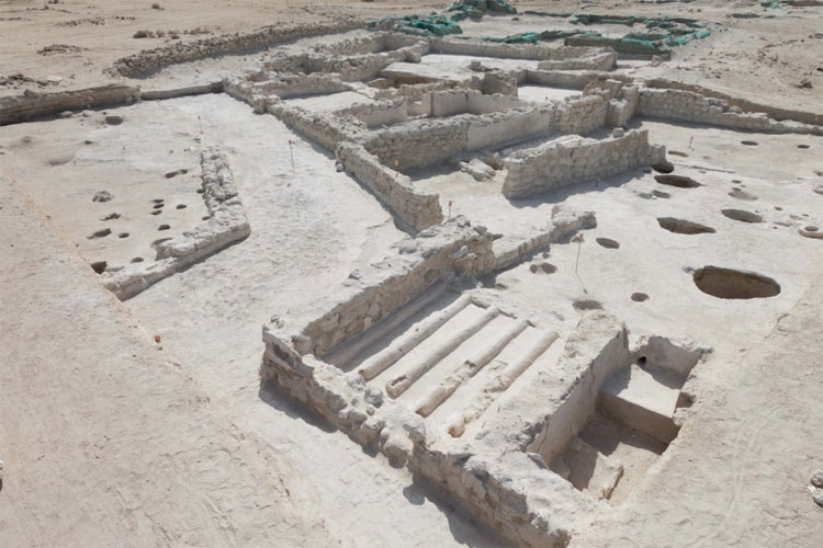 Al Zubarah là một trong những thị trấn cảng Vùng Vịnh thế kỷ 18 được bảo tồn tốt nhất.