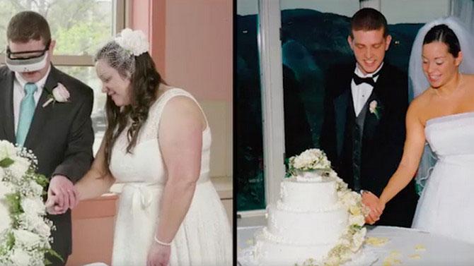 Andrew Airey và vợ.