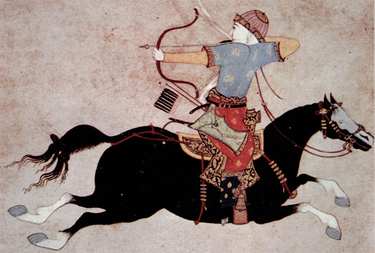 Người Mông Cổ đã giúp bàn đạp yên ngựa phát triển lên một tầm cao mới.