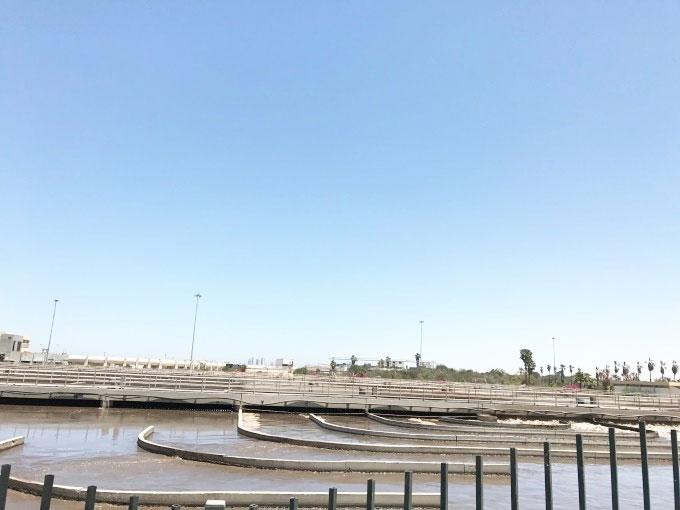 Là trung tâm xử lý nước thải lớn nhất Israel và hiện đại nhất Trung Đông