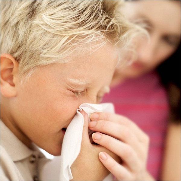 Hắt xì hơi vốn là cơ chế bảo vệ đường hô hấp trước các phần tử lạ xâm nhập qua đường mũi.