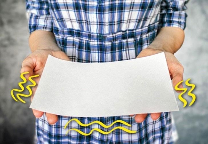 Kiểm tra tuyến giáp chỉ bằng 1 tờ giấy.