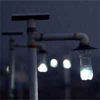 Video: Bóng đèn sáng cả ngày không tốn tiền điện